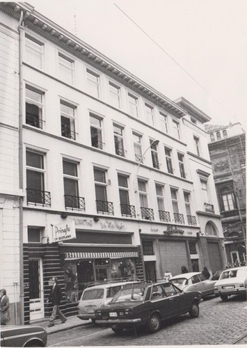 Gent Koophandelsplein 14-18, Schouwburgstraat 18-26