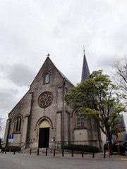 Zaventem Kerkplein Sint-Martinuskerk (https://id.erfgoed.net/afbeeldingen/185281)