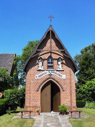 Sint-Niklaas Rozenlaan zonder nummer Sint-Andrieskapel