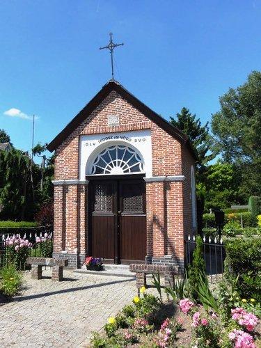 Sint-Niklaas Lokerse Baan zonder nummer Onze-Lieve-Vrouwekapel