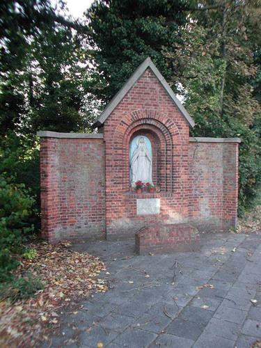 Brugge Altebijstraat zonder nummer Mariakapelletje