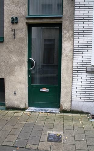 Antwerpen Van der Keilenstraat 20 situatie