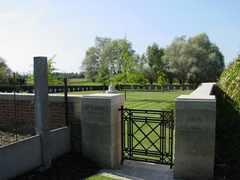 Tuileries British Cemetery