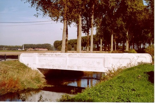 Brugge Gemeneweideweg-Noord zonder nummer brug