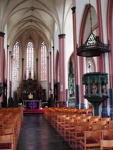 Brugge Moerkerkse Steenweg 192 parochiekerk
