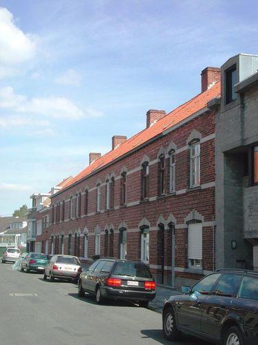 Brugge Korte Sportstraat 5-19