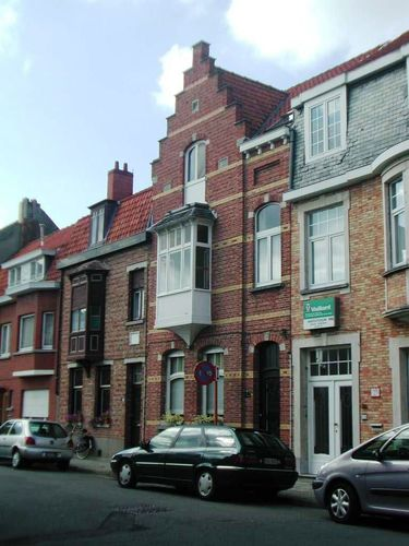 Brugge Marcus Laurinstraat 32-34