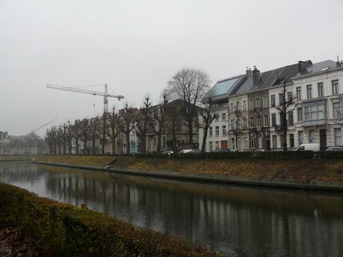Gent Coupure Linden- en platanenrij (2)