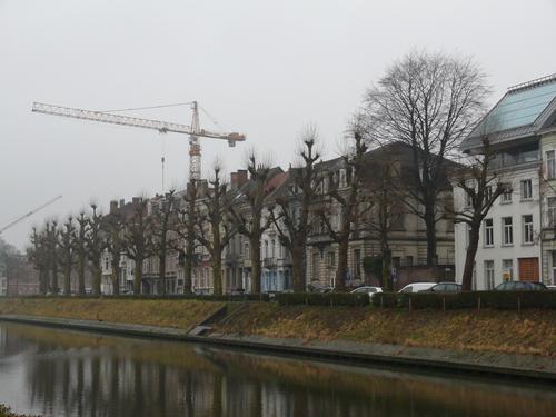Gent Coupure Linden- en platanenrij (3)