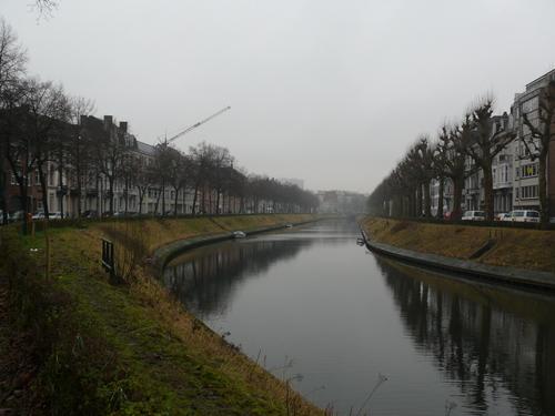 Gent Coupure Linden- en platanenrij (5)