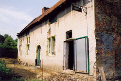 18de-eeuwse boerenwoning