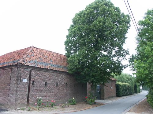 Zwalm Beekmeersstraat 1 Welkomstboom