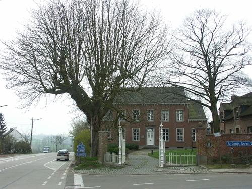 Zwalm St Blasius Boekel Boekelbaan 114 Paardenkastanje bij St.-Blasiushof
