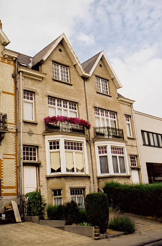 Jan Tieboutstraat straatbeeld