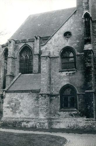 Asse Kerkplein Sint-Martinus