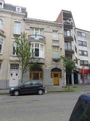 Architectenwoning van Georges Verenghen