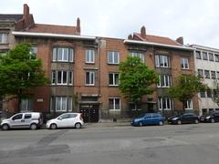 Appartementsgebouw naar ontwerp van Albert D'Havé