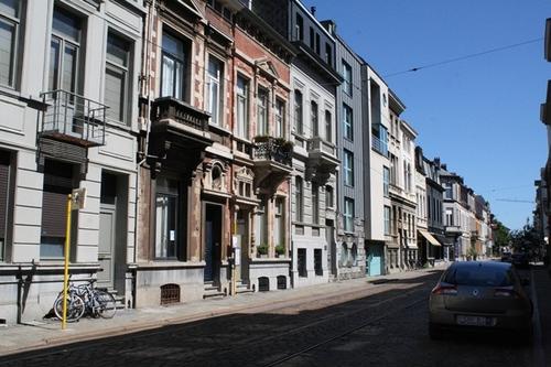 Antwerpen Kleinebeerstraat 5 en volgende