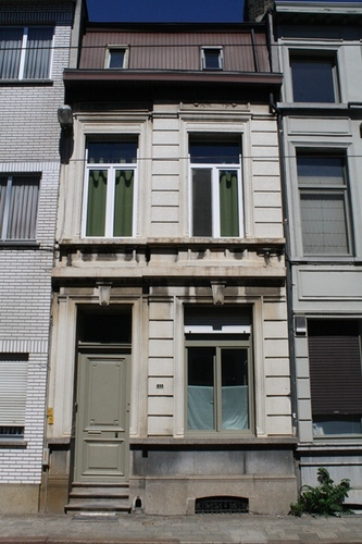 Antwerpen Kleinebeerstraat 11