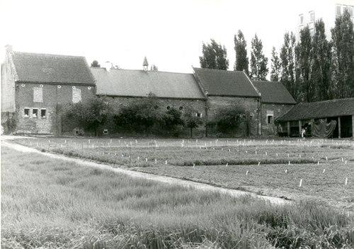 Leuven Willem de Croylaan 6-8 kloosterhoeve