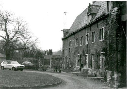 Leuven Willem de Croylaan 6-8 klooster