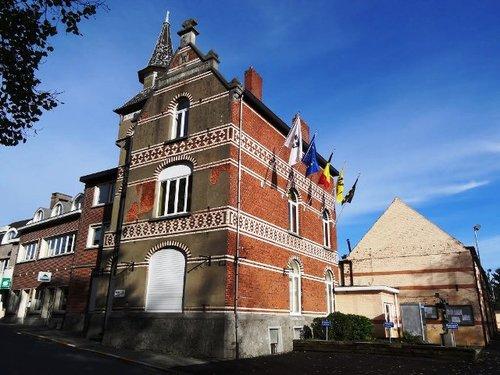 Wezembeek-Oppem Louis Marcelisstraat 134-136