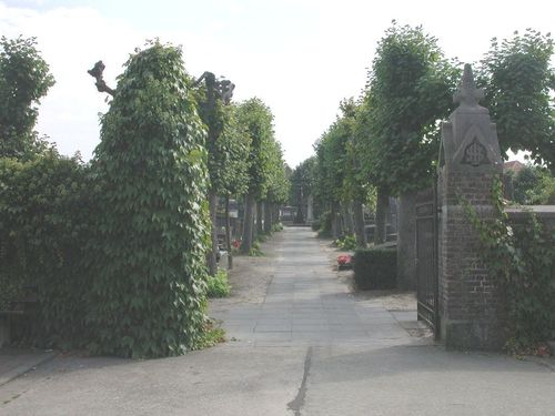 Brugge Dorpsstraat zonder nummer begraafplaats