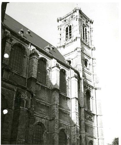 Grimbergen Kerkplein 1, Abdijstraat 20 Sint-Servatiuskerk