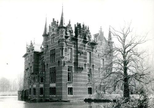 Humbeek Warandestraat 100-102 Gravenkasteel