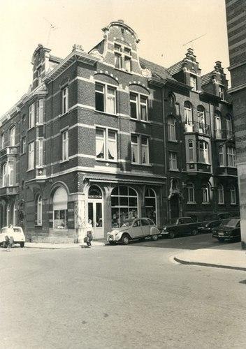 Leuven Arendstraat 1-3, Koning Leopold I-straat 2