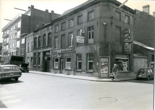 Leuven Burgemeesterstraat 9-17