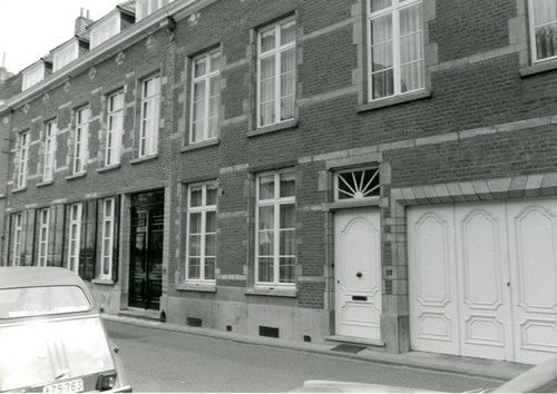 Leuven Charles Deberiotstraat 31-33