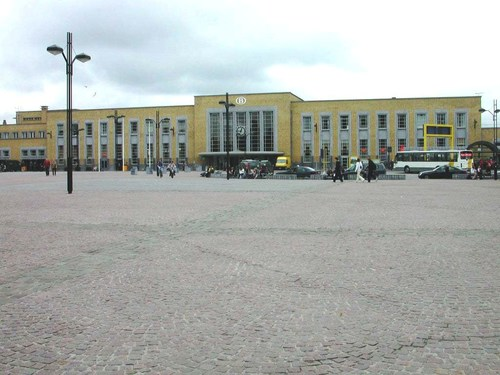 Brugge Stationsplein 4