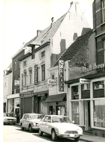 Leuven Diestestraat 184-192