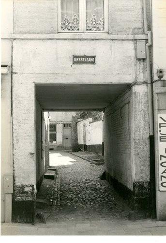 Leuven Diestestraat 200  Opendorpgang