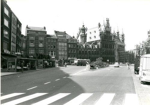 Leuven Rector De Somerplein