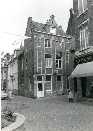 Leuven Jodenstraat 4