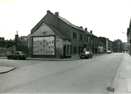 Leuven Hendrik Consciensestraat