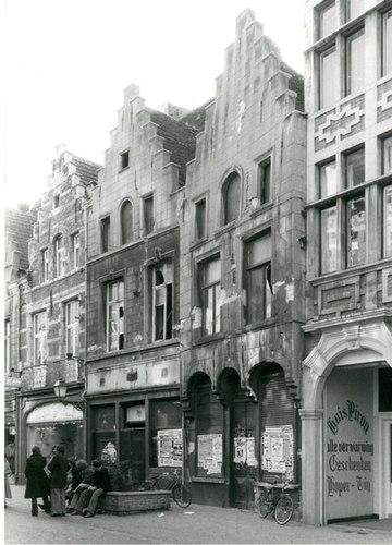 Leuven Mechelsestraat 31-35