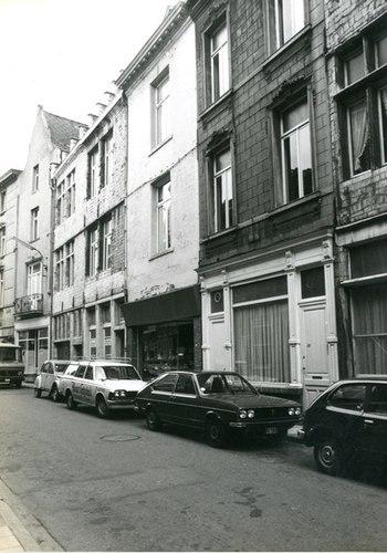 Leuven Mechelsestraat 112-122