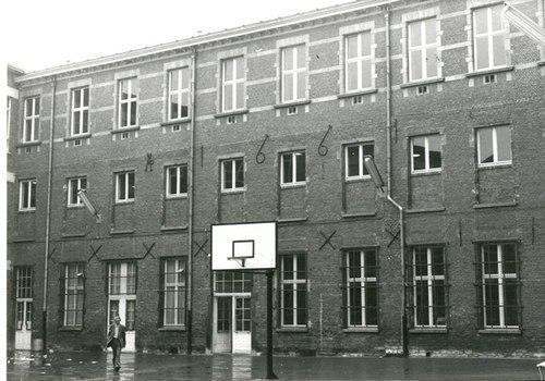 Leuven Naamsestraat 69-71 College an de Hoge Heuvel