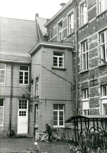 Leuven Naamsestraat 69-71 College van de Hoge Heuvel