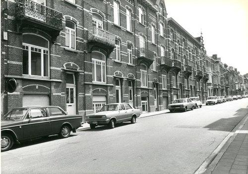 Leuven Henri Regastraat oneven