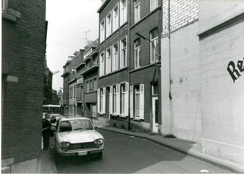 Leuven Standonckstraat oneven