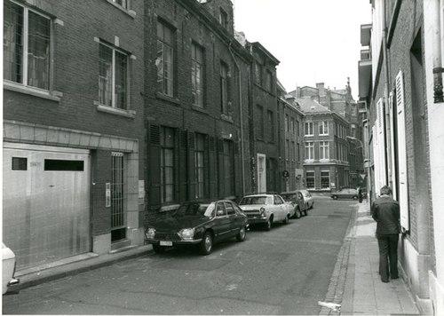 Leuven Standonckstraat even