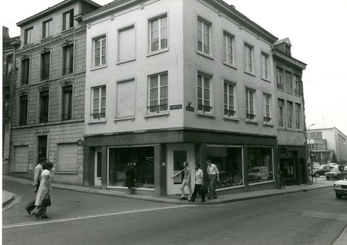 Leuven Tiensestraat 62-64