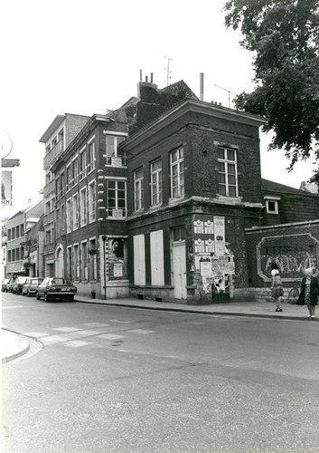 Leuven Tiensestraat 80 en verder