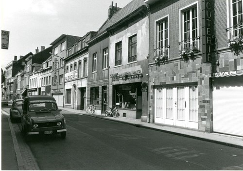 Leuven Tiensestraat 157-161