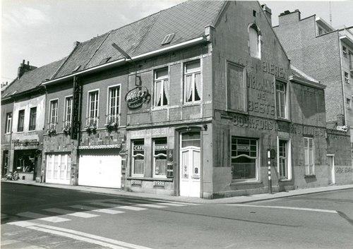 Leuven Tiensestraat 161-165 en Burgemeesterstraat 1