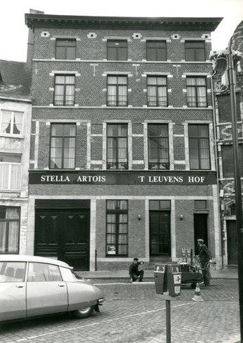 Leuven Vismarkt 7